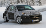 2013 Opel Allegra Spy Photo Front Side.
