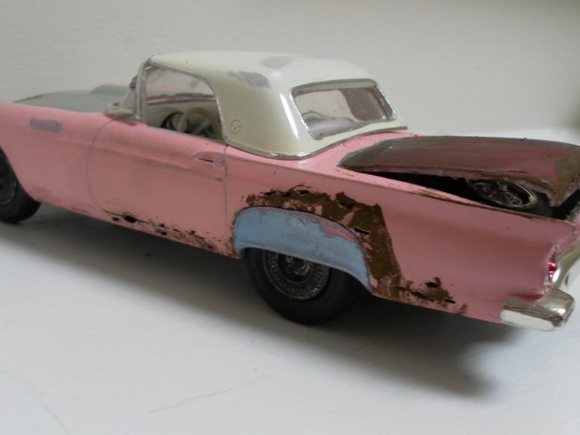 Scale Model Classic Wrecks Give Your Office Character » AutoGuide.com News