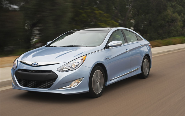 Hyundai Appears To Be Strengthening Its Position In The Hybrid Marketplace,  Announcing That The Sonata Hybrid Will Get A Lifetime Warranty On Its  Battery ...
