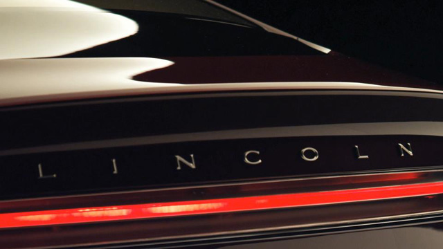 2013 Lincoln MKZ Concept Teased: Detroit Auto Show Preview ...