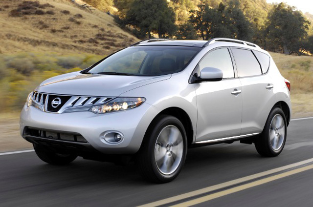 2 983 nissan muranos and rogues recalled for faulty tire. Black Bedroom Furniture Sets. Home Design Ideas