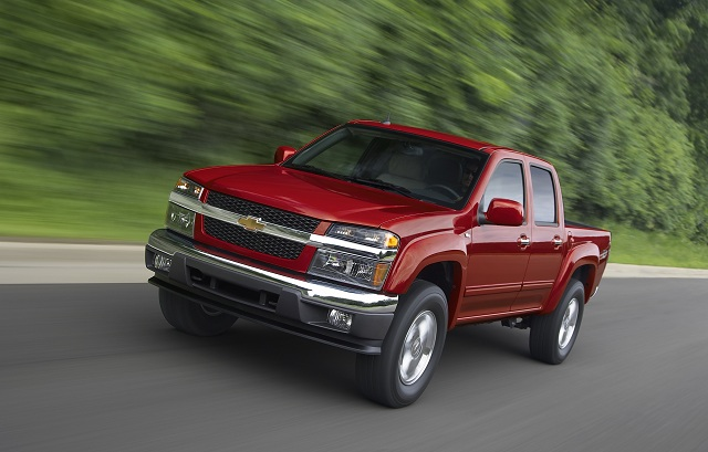 Top 10 Most Fuel Efficient Pickup Trucks » AutoGuide.com News