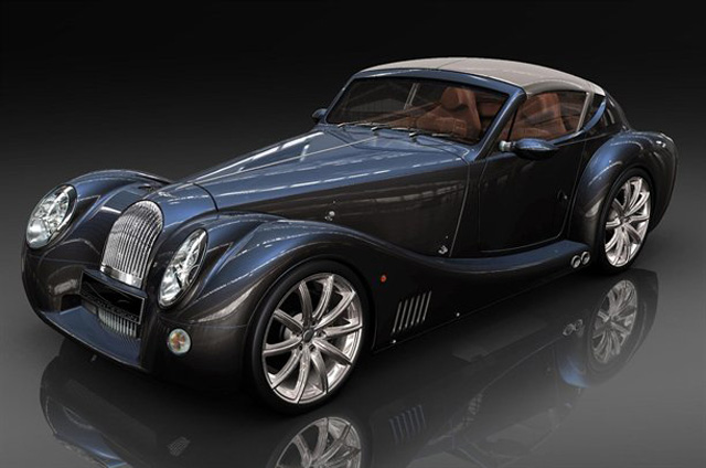 Morgan Plus E Coming To 2012 Geneva Auto Show 187 Autoguide