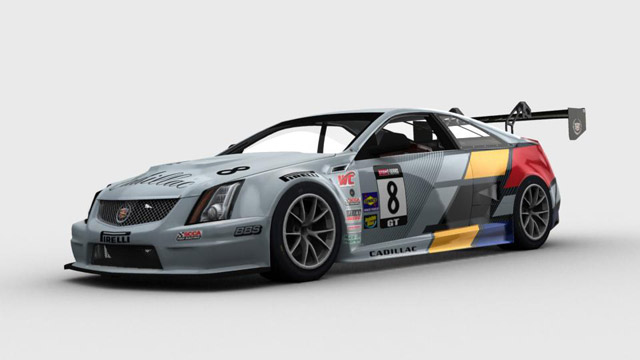 Iracing Mmo Racing Simulator Adds Cadillac Cts V Coupe Race Car Autoguide News