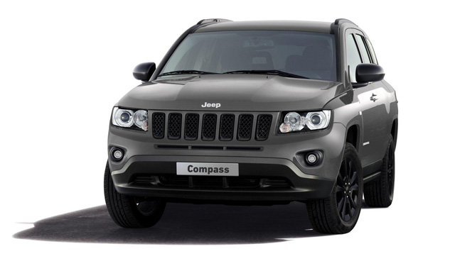 Black Jeep Compass With Black Rims 2016 Jeep Compass Black Look