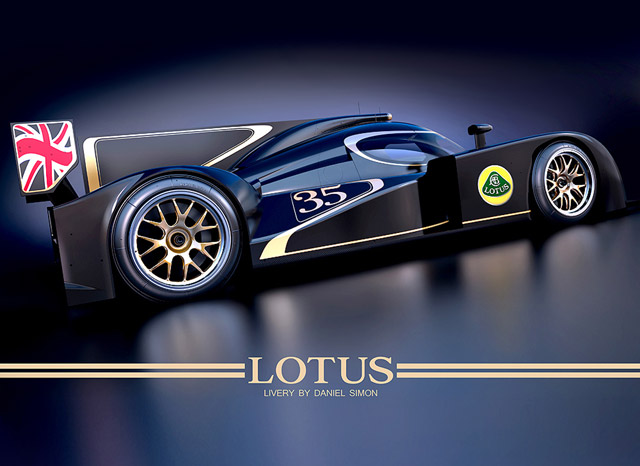 lotus lola lmp2 headed to le mans news. Black Bedroom Furniture Sets. Home Design Ideas