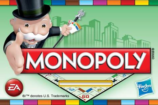 Toyota Planning Life Sized Monopoly Ride Expereince At