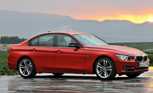 2012 bmw 3 series fuel economy figures lowered to 33 mpg highway news. Black Bedroom Furniture Sets. Home Design Ideas