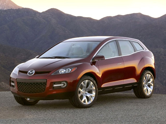 mazda cx 7 discontinued to make way for cx 5 news. Black Bedroom Furniture Sets. Home Design Ideas