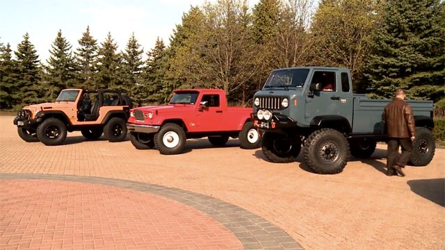 2012 Moab Easter Jeep Safari Concepts Highlighted In Video