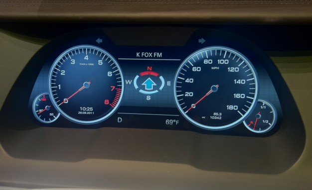 Audi To Offer Configurable Gauges In Future Sport Models