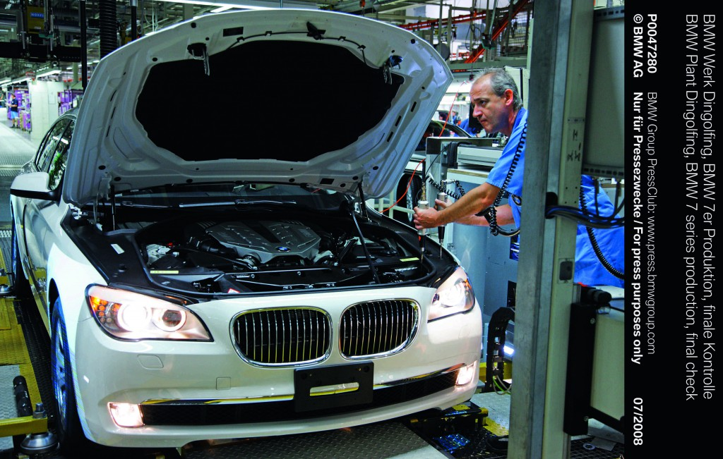 Bmw Looks To Improve Teleservice Car Maintenance System