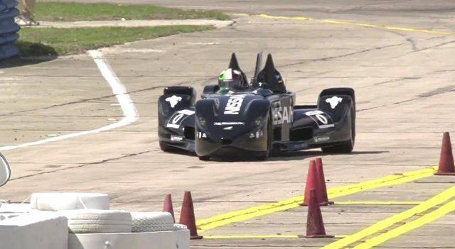 Nissan Delta Wing is Incubator for Innovation Video  AutoGuide
