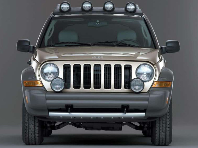 Jeep Liberty Recall Of 209 000 Units Over Rust Issue News
