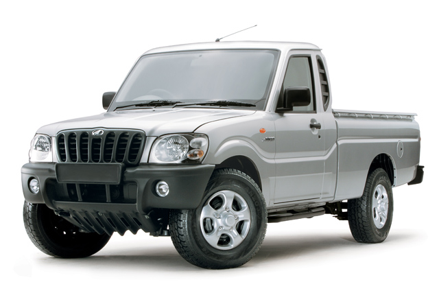 Mahindra and Mahindra Hopes Fade For Small Truck in U.S. » AutoGuide.com News