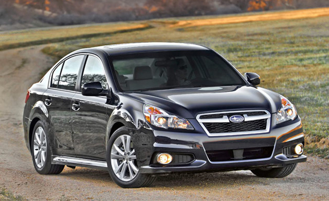 2013 subaru legacy outback update info released 2012 ny. Black Bedroom Furniture Sets. Home Design Ideas