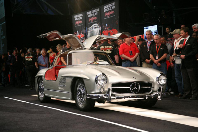 Permanent Barrett-Jackson Scottsdale Facility Gains Traction » AutoGuide.com News