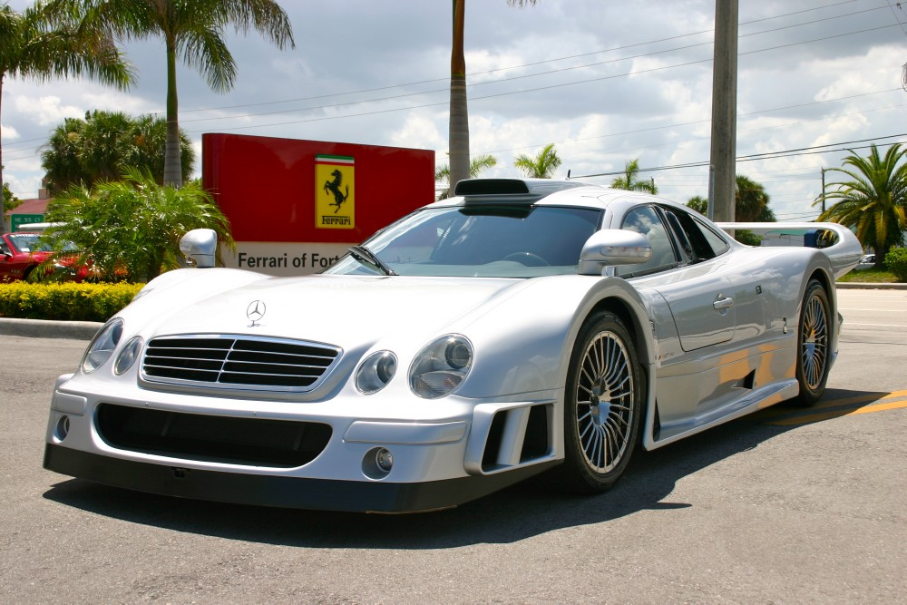 mercedes benz clk gtr for sale in florida retro resale