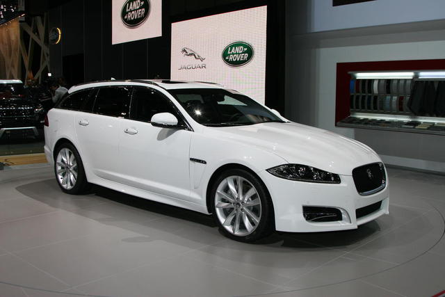 Recently At The 2012 Geneva Motor Show, Jaguar Debuted Its XF Sportbrake  Model, A Station Wagon Variant Of The Jaguar XF. The CEO Also Spoke About  Jaguaru0027s ...