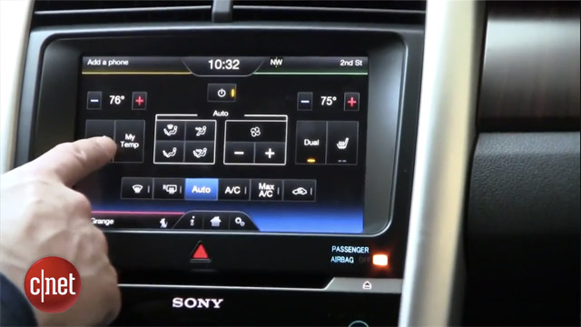 Late last year Ford announced that they would be introducing a do-it-yourself update for its MyFord Touch system which would give it a more responsive ... & Ford Demonstrates MyFord Touch Update - Video » AutoGuide.com News markmcfarlin.com