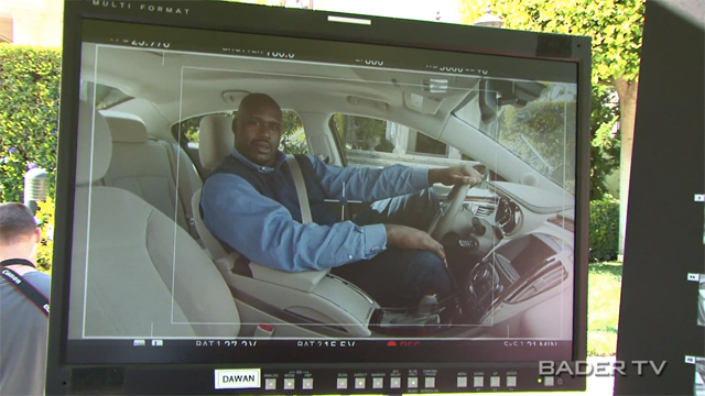 buick lacrosse commercial stars shaq video autoguidecom news