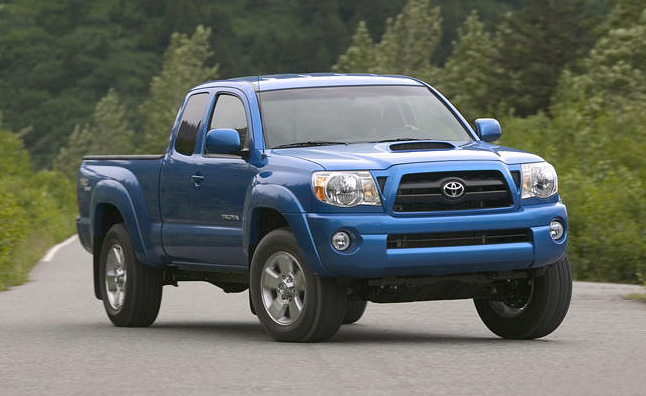 common problems with 2007 toyota tacoma. Black Bedroom Furniture Sets. Home Design Ideas