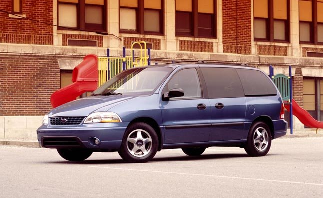 2004 Ford And Mercury Minivan Inquiry Upgraded By Nhtsa