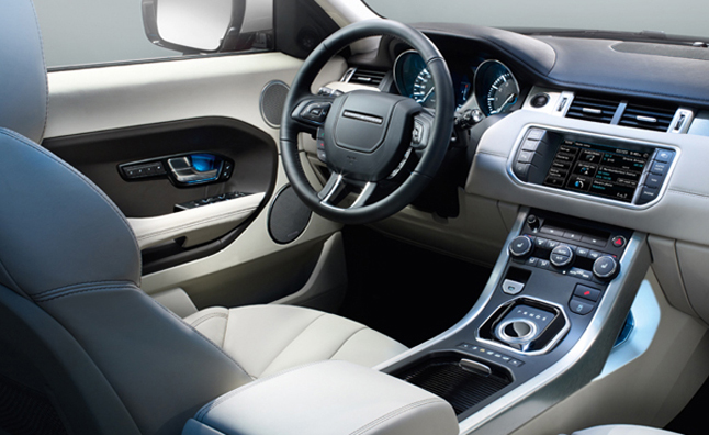 Range Rover Used >> Ward's Auto 10 Best Interiors for 2012 List Announced » AutoGuide.com News