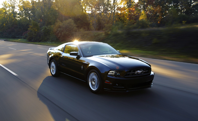 2015 Ford Mustang Confirmed For Global Sale 187 Autoguide