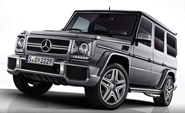 2013 mercedes benz g63 amg revealed in photos news. Black Bedroom Furniture Sets. Home Design Ideas