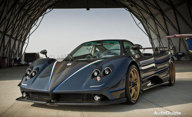 Horacio Pagani Documentary Details Life Of A Supercar Creator