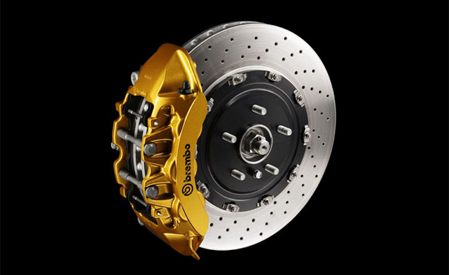 Why You Should, Or Shouldn't, Upgrade to Carbon Ceramic Brakes » AutoGuide.com News