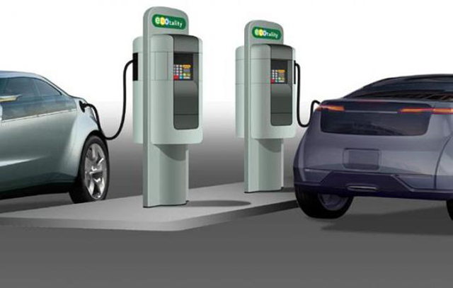 Based Out Of Arizona Goe3 Has Announced Its Plans To Create The First Network Coast Level Two And Three Charging Stations Make Interstate