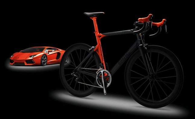 Lamborghini Bicycle Revealed Priced Near Scion Fr S 187 Autoguide Com News