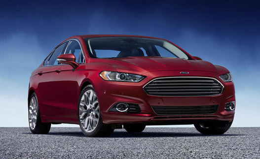 2013 ford fusion pricing released through online configurator news. Black Bedroom Furniture Sets. Home Design Ideas