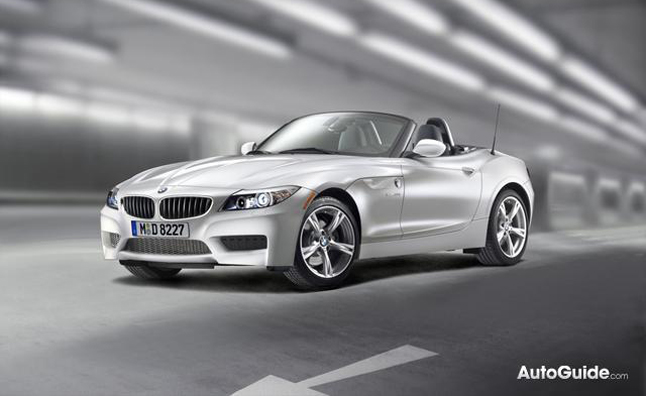 Bmw Z4 Update Will Be More Agile And Dynamic 187 Autoguide