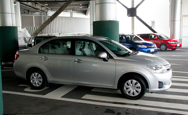 distance away from U.S. production, the 11th generation Toyota Corolla