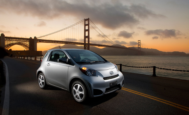 scion iq two cylinder hybrid a possibility news. Black Bedroom Furniture Sets. Home Design Ideas