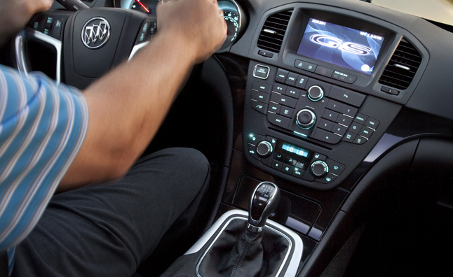 Buick Sticks To Stick Shifts To Offer Choice Performance