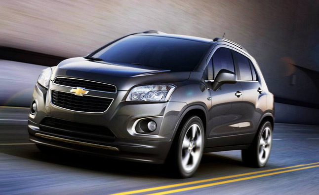 2015 Chevrolet Equinox to Shrink in Size, Squeeze out Trax from US
