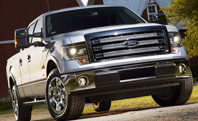 2013 Ford F150 Pickup Opt