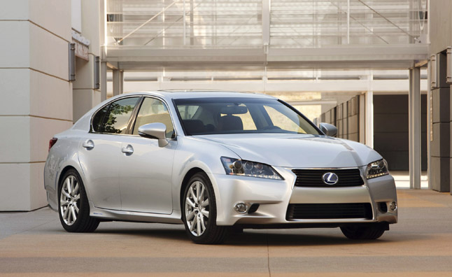 Lexus Gs300h Rumored As New Addition To Gs Lineup