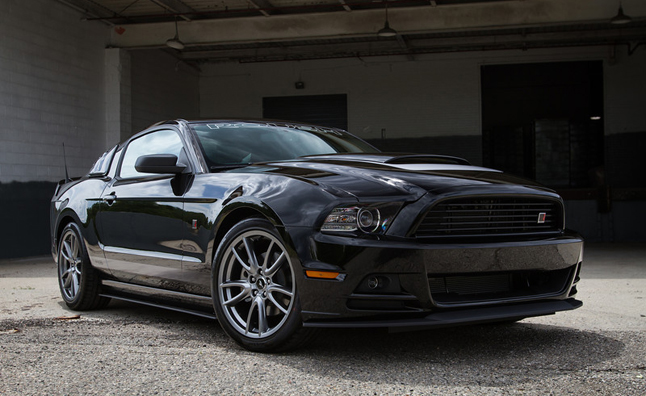 Roush Rs Tuning Package Makes V6 Look Like Mustang Gt