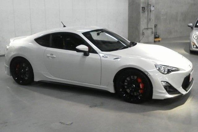 TRD-Tuned Toyota GT-86 to Debut at Goodwood » AutoGuide ...