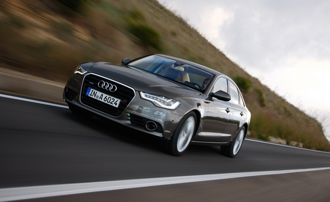 audi a6 2 0t gets quattro eight speed auto news. Black Bedroom Furniture Sets. Home Design Ideas