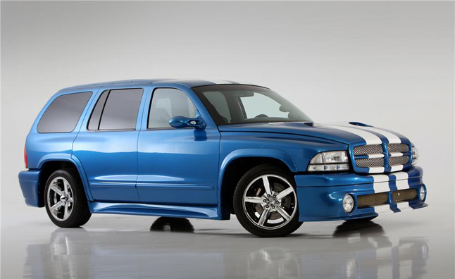 Dodge Durango Carroll Shelby Edition Main