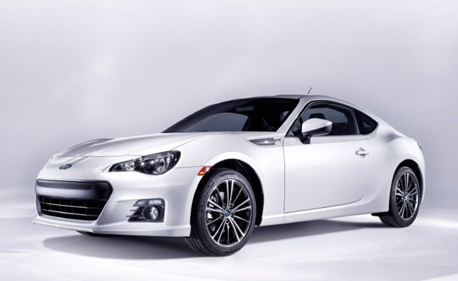 Subaru BRZ, Scion FR-S Fastest Selling Cars in May ...