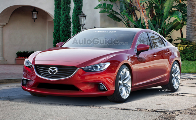 Long rumored and anticipated, the new Mazda6 diesel will make its