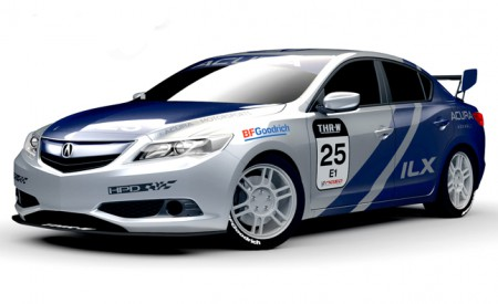 Acura News on Acura Ilx Could Go Racing In World Challenge  Grand Am   Honda Forum