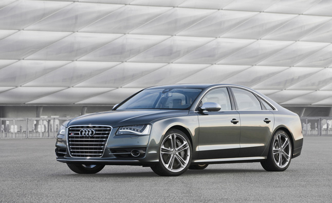Audi S Line Gets New 4 0t V8 Brings Rs5 To America